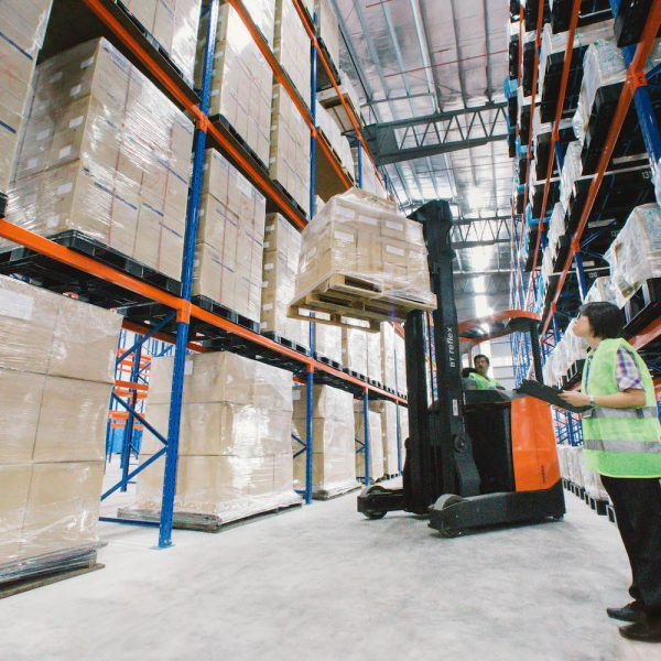 East Coast Warehouse Officially Opens