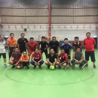 East Coast Sports & Welfare Club Futsal Match