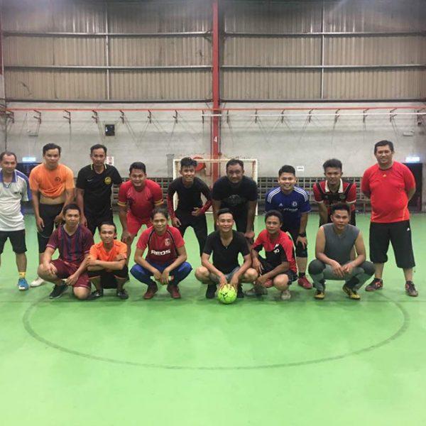 East Coast Sports & Welfare Club Futsal Match