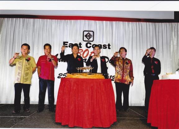 East Coast 30th Anniversary Dinner